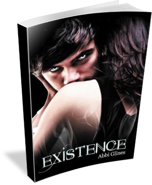 Book Cover Existence by Abbi Glines