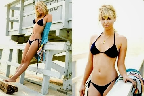 Kaley Cuoco posa para Men's Health