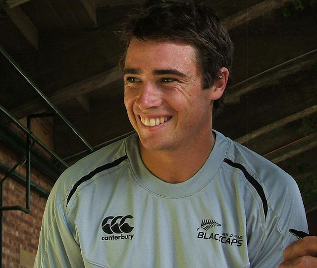 Tim Southee New Zealand fast bowler