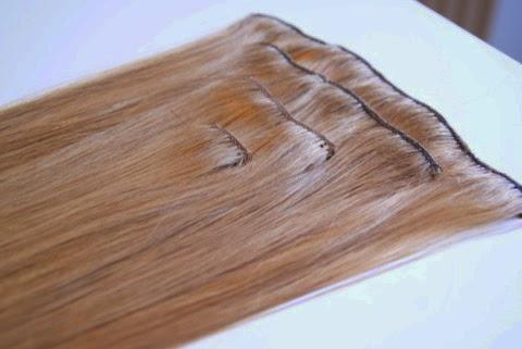 fr ulein lilly erfahrungsbericht rubin clip in hair extensions. Black Bedroom Furniture Sets. Home Design Ideas