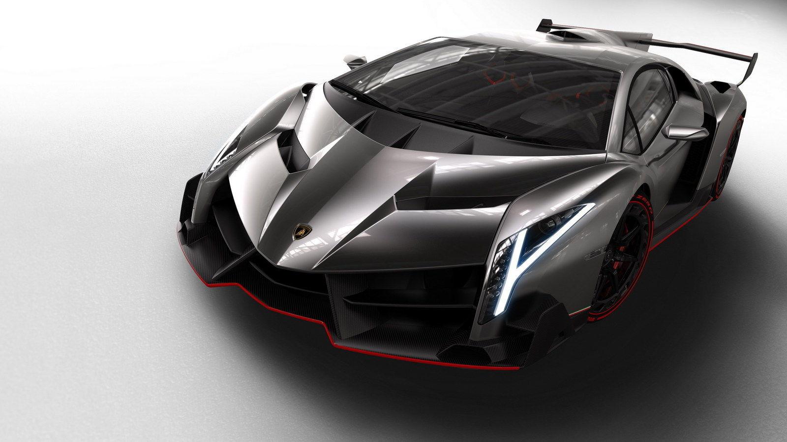 car i Lamborghini Veneno 2013