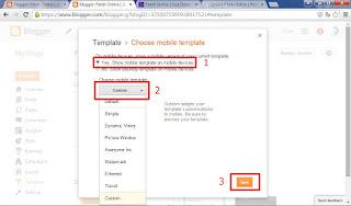 menampilkan adsense versi mobile