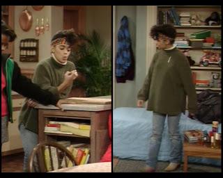 Cosby Show Huxtable fashion blog 80s sitcom Lisa Bonet Denise Huxtable