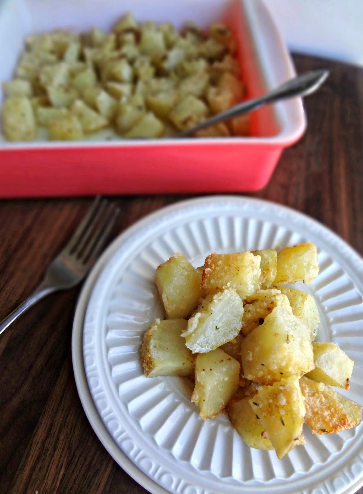 golden potatoes