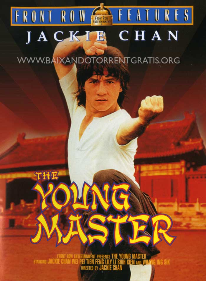 O Jovem Mestre do Kung Fu Torrent - Blu-ray Rip 720p Dublado (1980)