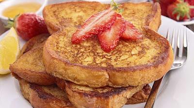 Prepara rico pan francés