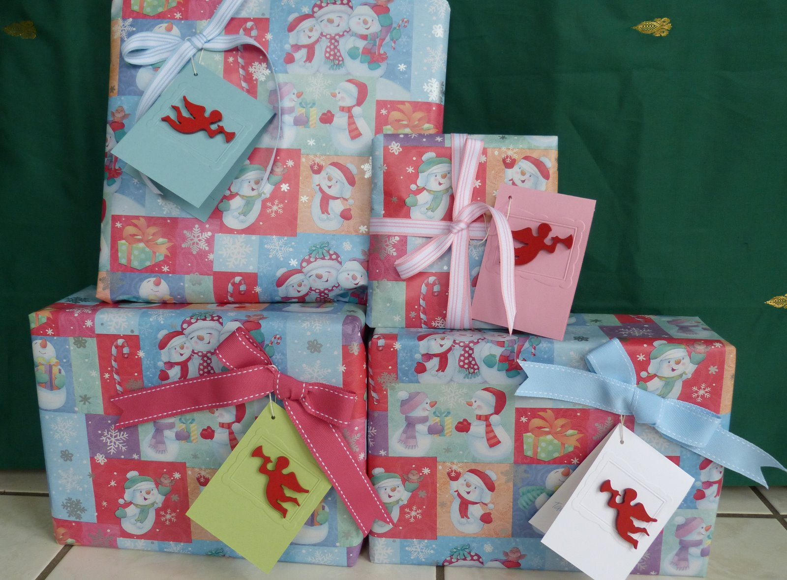 die Stempelküche - Stempeln, Scrappen, Träumen: Dezember 2011