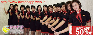 diskon biaya pendaftaran PSPP Yogyakarta, Jakarta, Lampung
