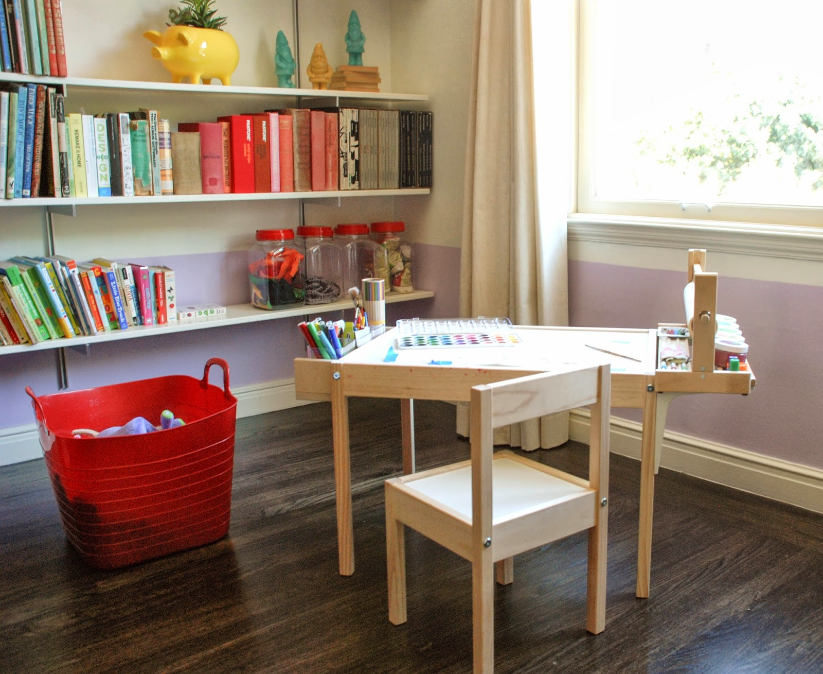Design Ingenuity DIY Kids Craft Table