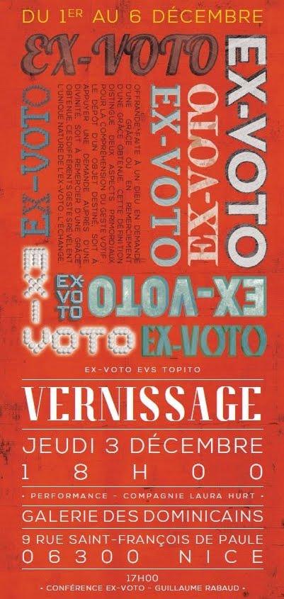 Exposition EX-VOTO