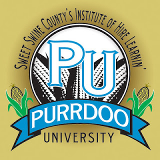 Purrdoo University (PU) celebrates 10 years of hire learnin!