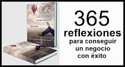 """Coautor del libro """"365 reflexiones para conseguir un negocio con éxito"""""""