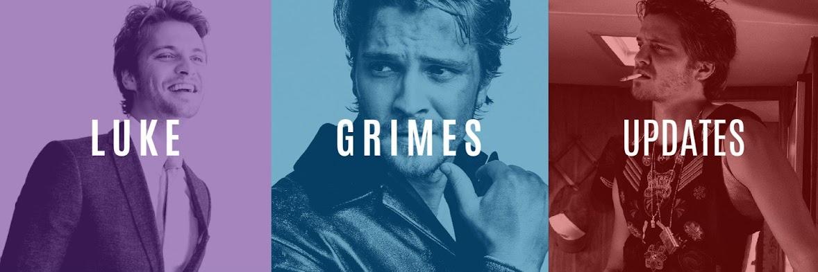 Luke Grimes Updates