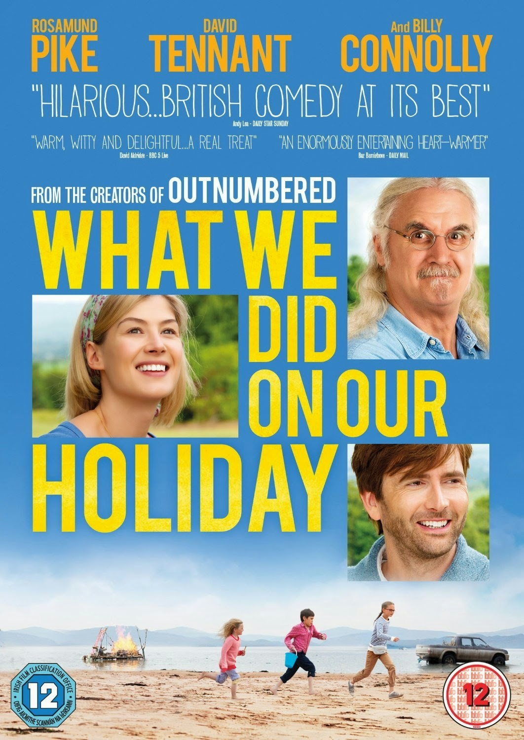 Download - What We Did On Our Holiday  (2015)