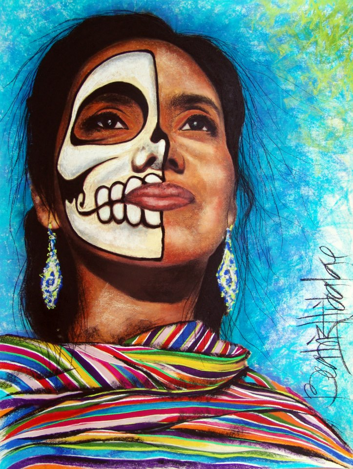 Beatriz Hidalgo De La Garza 1967 | Mexican Portrait painter | Soul of Mexico