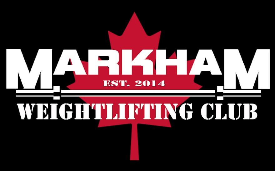 Markham Weightlifting Club