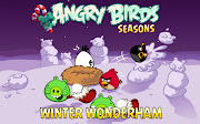 Here's the latest update of Angry Birds Seasons for Mac.