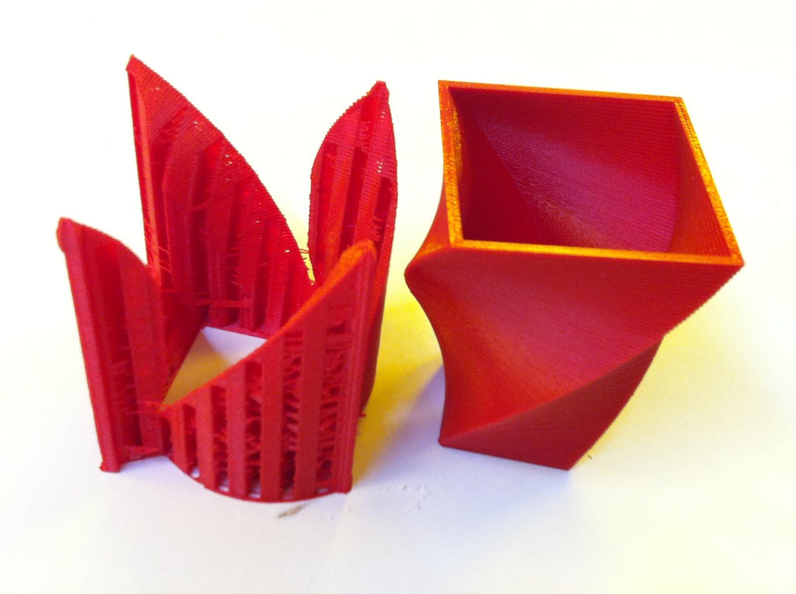 Impressora 3D. Ceràmica Escola d'Art La Industrial. BCN
