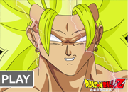 Dragon Ball Z Broly Battle