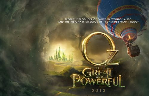 OZ: The Great Powerfull