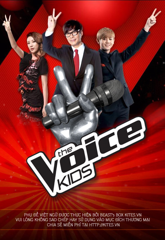 The Voice Kids Hàn Quốc - The Voice Kids SS1