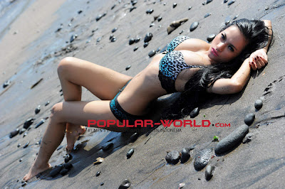 Amel Alvi for Popular World Magazine Photoshoot