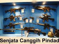 Deretan Senjata Canggih buatan PT. Pindad