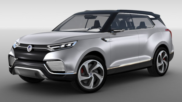 SsangYong Tivoli: The new SUV from Korea