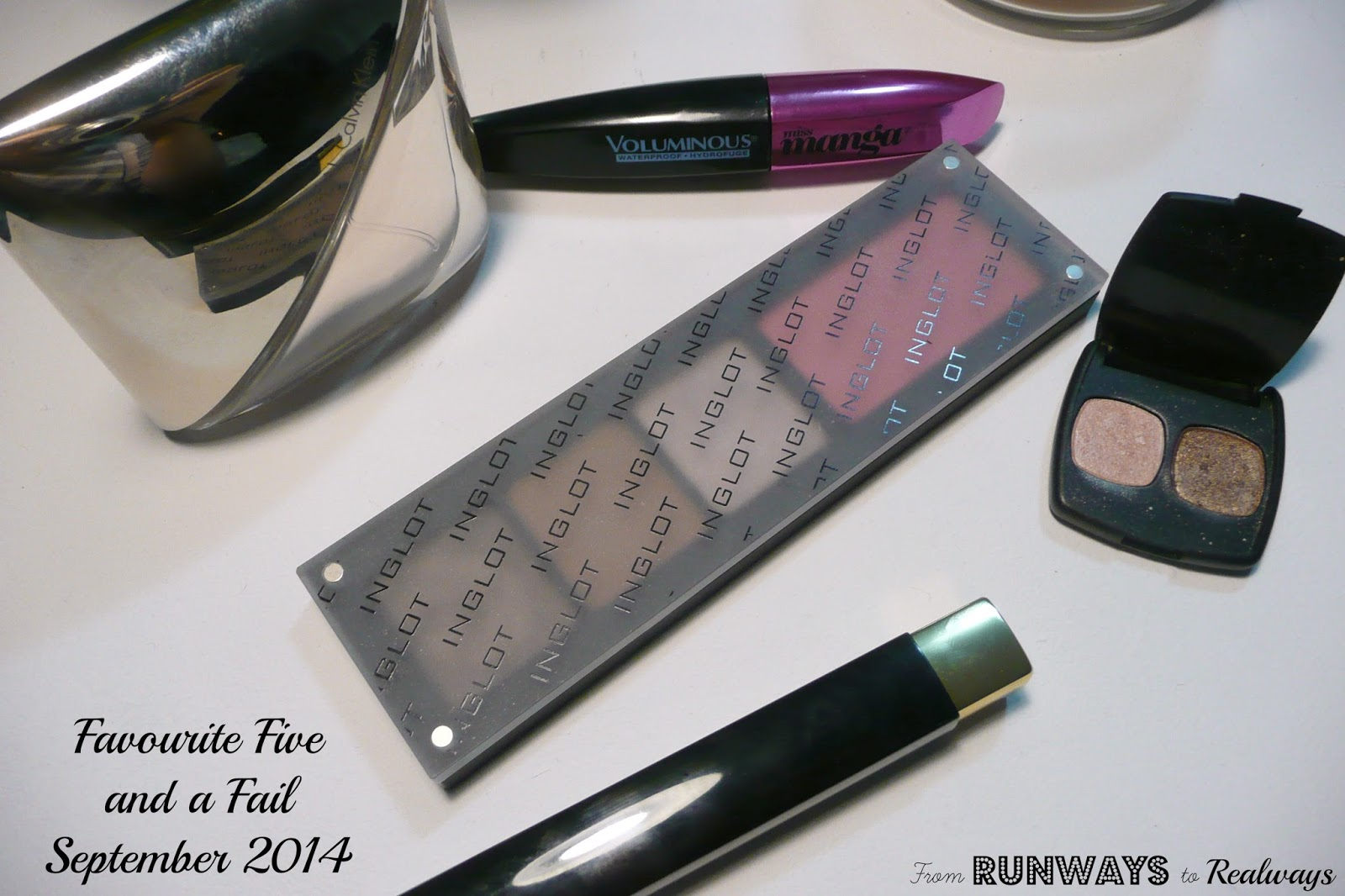 Favourite Five and a Fail: September 2014