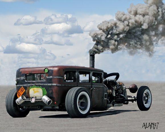 Diesel Rod by Welderup - Steve Darnell