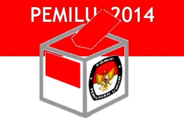 Pemilu 2014. Kotabumi Lampung Utara