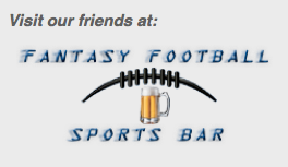 Fantasy Football Sports Bar