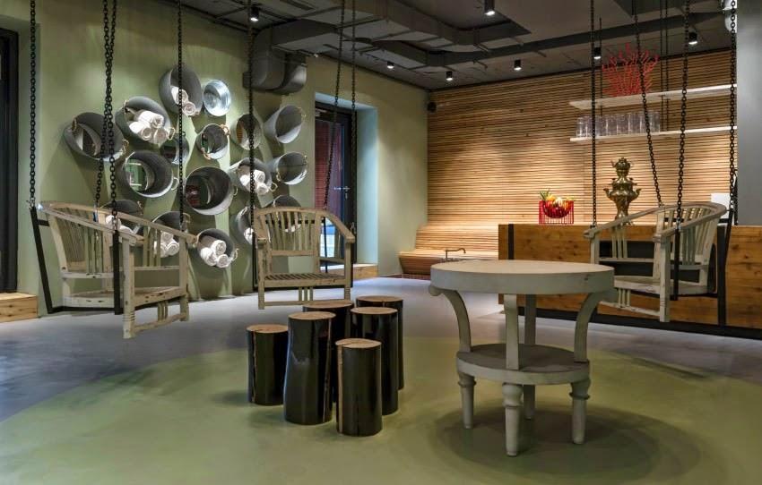 Decoracion de restaurantes decorar tu casa es - Decoracion para hoteles ...