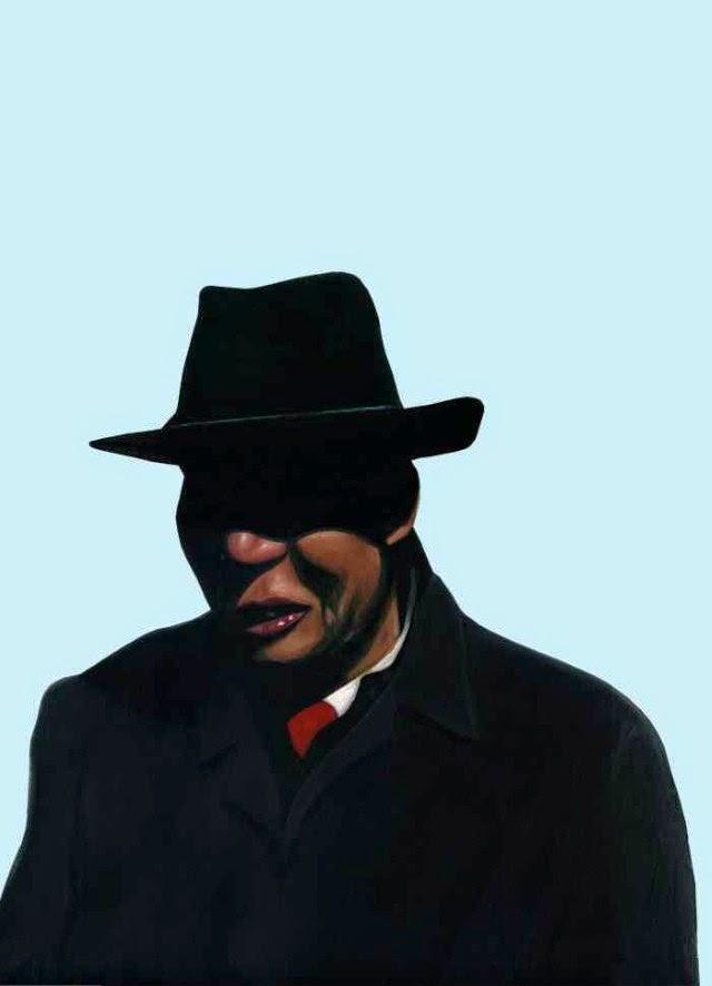 Британский художник. Tom Rawles