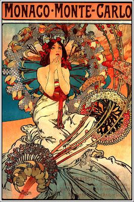 publicidad vintage Alfons Maria Mucha