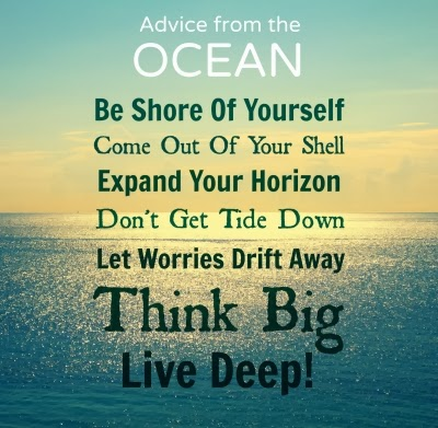 Ocean Quotes And Sayings Ocean Quotes. QuotesGr...