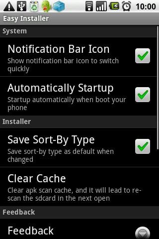 Application Name : Easy Installer - Install apk