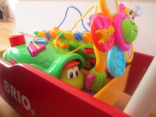 Brio toy