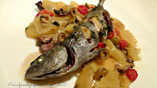 fanfri il-forn.....pesce al forno