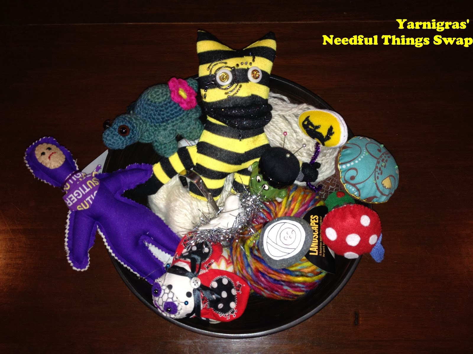 Needful Things Swap