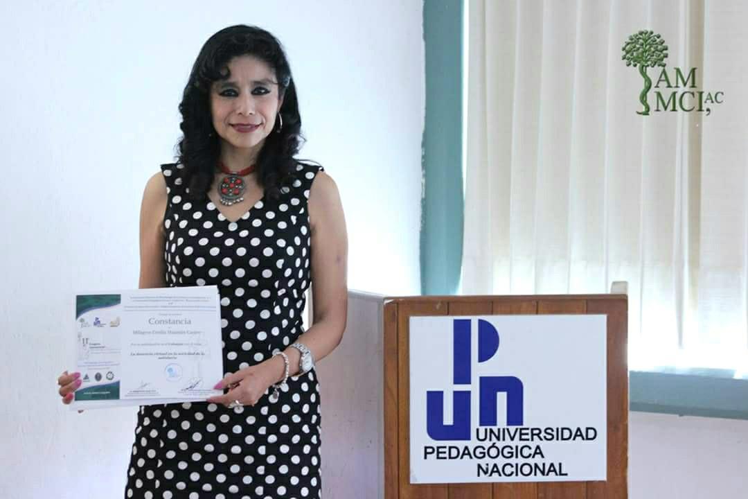 Conferencia en México