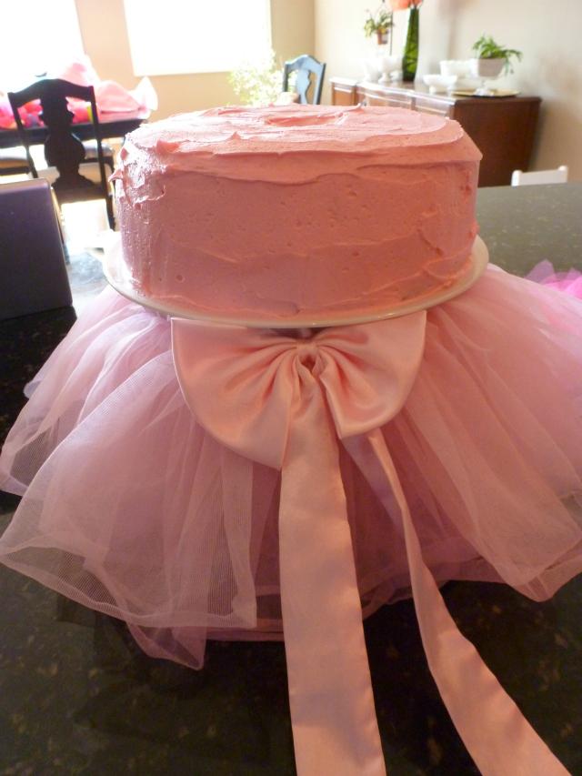 Tutu-Cake