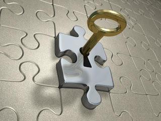Wrong key