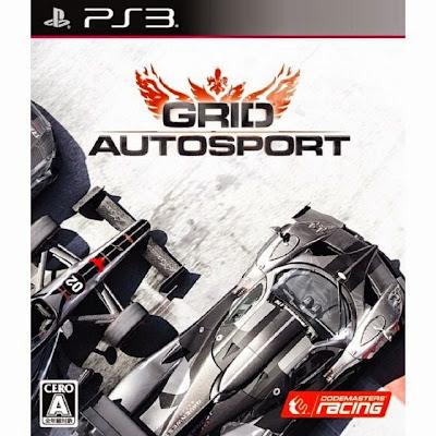 [PS3] GRID Autosport [グリッド オートスポーツ] ISO (JPN) Download