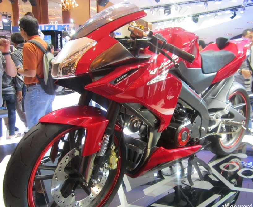 Modif Motor Yamaha Vixion 2010
