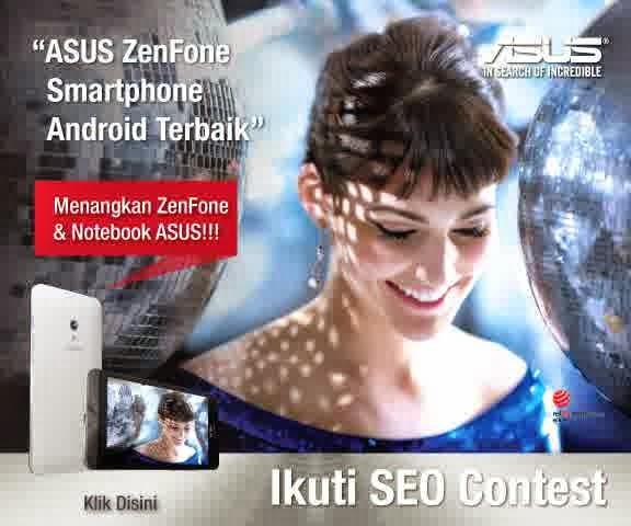 Kontes SEO Asus Zenfone