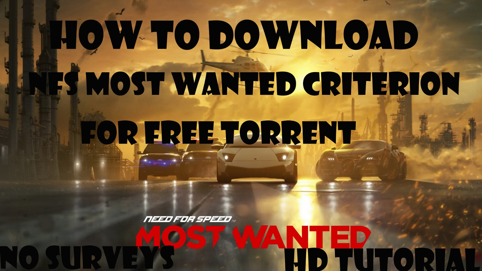 Download need for speed most wanted 2012 criterion full for Need for speed most wanted full