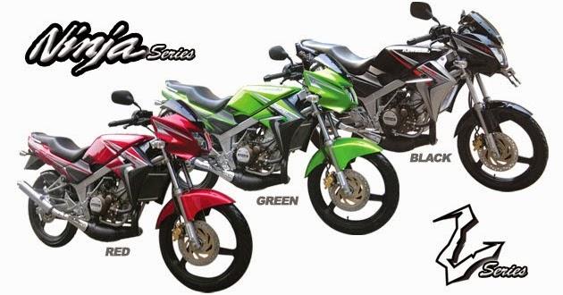 Tabel Angsuran Motor Kawasaki NINJA 150 R L Terbaru