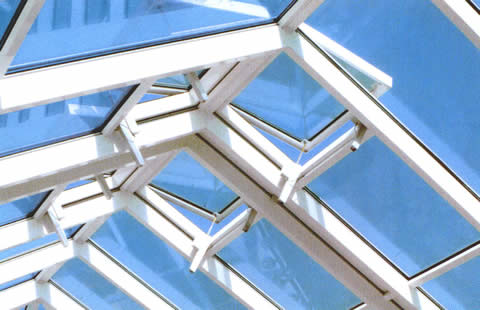 Techos desmontables cerramientos de cristal sevilla for Perfiles techo desmontable