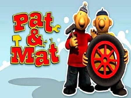PAT AND MAT GAME